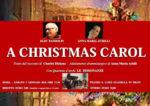 """Il grande Elio Pandolfi in scena insieme ad Anna Maria Achilli  in """"A Christmas Carol – Canto Di Natale"""""""