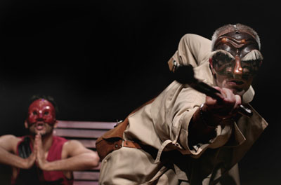 Don Quixote, la commedia in scena al Teatro Furio Camillo di Roma