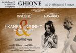 Pino Insegno e Alessia Navarro in scena al Teatro Ghione di Roma con Frankie & Johnny Paura d'amare