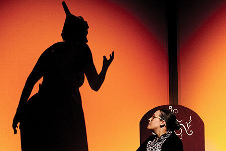 Controluce, l'appuntamento in scena al Teatro Calcara