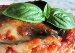 Melanzane alla parmigiana alla siciliana all'Alessandro