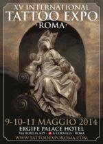 XV International Tattoo Expo Roma al via