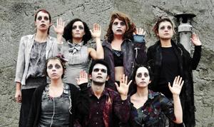 7 Pezzi di Carne di Riccardo Reim in scena al Teatro Dei Conciatori di Roma