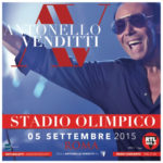 Antonello Venditti, in uscita il nuovo album di inediti e a settembre il ritorno live allo stadio Olimpico di Roma