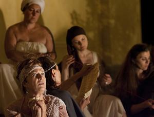 Accadde a Farfa, lo spettacolo prodotto dal Teatro delle Condizioni Avverse
