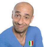 Alessandro Di Carlo con  Ammazza che robba!!! Al Parco del Celio