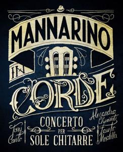 Alessandro Mannarino, Corde concerto per sole chitarre a luglio torna a Roma