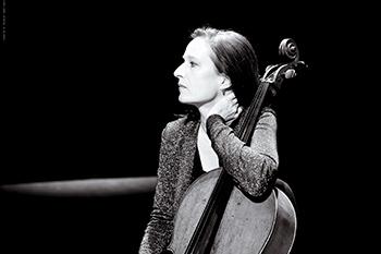 Dancing On The Strings con la violoncellista tedesca Anja Lechner