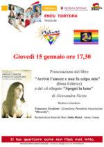 Arrivò l'amore e non fu colpa mia, il libro di Alessandra Nicita