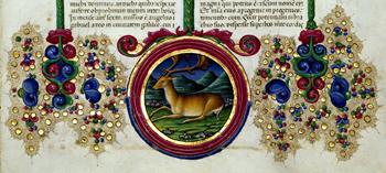 Artelibro: La scrittura splendente. Tesori manoscritti dalle biblioteche italiane