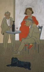 Dietrich Bickler, Atmosfere Italiane – III collezione. La mostra in corso alla Galleria Eleuteri di Roma