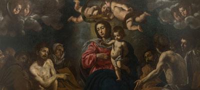 Il Paradiso si mostra. La Madonna di Ognissanti di Battistello Caracciolo. Presentazione restauro alla Chiesa di San Giovanni Therestis Stilo