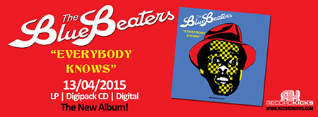 Bluebeaters tornano con un nuovo album