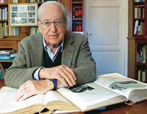 Andrea Carandini, archeologo di fama mondiale e scrittore ospite al Teatro Remigio Paone di Formia