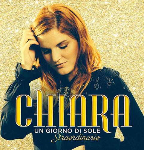 "Chiara, al via da Bologna ""Straordinario tour 2015"""