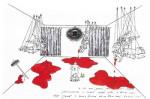 L'evento spettacolare CORPUS rivive a Viterbo inaugurando la XVIIIesima edizione di Quartieri dell'Arte