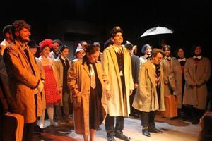 Il cabaret del Bertolt Brecht fa tappa al Parco De Curtis di Formia