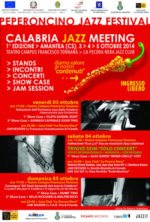 Calabria Jazz Meeting, appuntamento ad Amantea