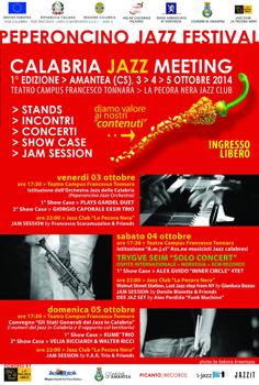 Calabria Jazz Meeting, appuntamento ad Amantea