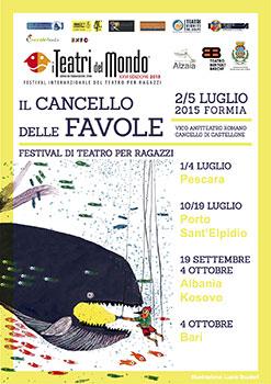 Il Cancello delle favole, al via la seconda edizione al Cancello di Castellone di Formia
