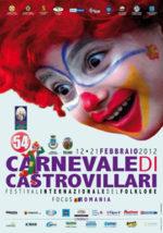Carnevale di Castrovillari, la presentazione del programma alle 17 a Villa Bonifati