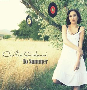 Cecilia Quadrenni, in rotazione radiofonica il brano It's Just Rain