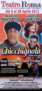Chicchignola, lo spettacolo di Ettore Petrolini al Teatro di Roma