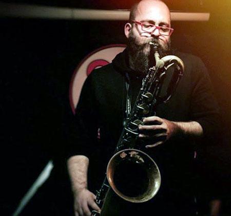 Marco Colonna presenta il cd Mc3 Our Groundlive  a la Casa del Jazz di Roma