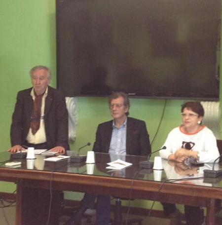 Festival Salerno Letteratura, presentata a Roma nella sede della Fuis la terza edizione