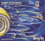 Lucrezio de Seta Quartet in concerto all'Alexanderplatz Jazz club di Roma. Presenta il disco Movin' On