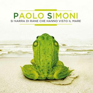 Paolo Simoni presenta alla libreria Le Querce di Ferrara il nuovo album d'inediti Si narra di rane che hanno visto il mare