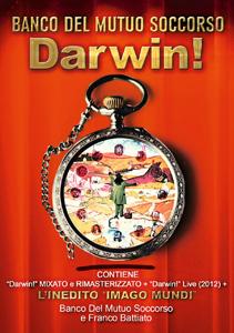 Darwin!, il disco più amato del Banco Del Mutuo Soccorso,  disponibile un cofanetto in doppio cd o triplo vinile