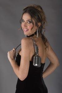 Danila Satragno in concerto al Castello Sforzesco di Milano