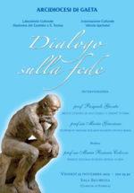 Dialogo sulla fede