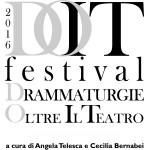 Doit Festival – drammaturgie oltre il teatro – bando di partecipazione II edizione