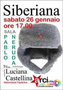Doppio appuntamento letterario a Viterbo e a Civita Castellana allo Spazio Arci