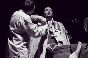 Eduardo, lo spettacolo in scena al Teatro Arvalia di Roma