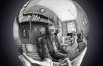 Escher, le opere dell'artista olandese in mostra al Chiostro del Bramante