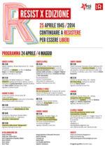Festival Resist, al via la X edizione a Viterbo