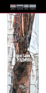 Fragments, le opere di Piero Sanna in mostra neli spazi di Raccolta Manzù