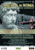 Villa Pamphili si veste di Storia. L'aquila d'Abruzzo, quando le battaglie romane ritornano Realta&#39