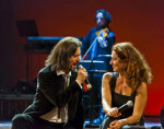 Monica Guerritore e Giovanni Nuti  … Mentre rubavo la vita…! In scena la passione incandescente di Alda Merini al Teatro Menotti di Milano