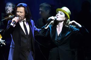 Monica Guerritore e Giovanni Nuti a La Versiliana di Marina di Pietrasanta con lo spettacolo … Mentre rubavo la vita…!