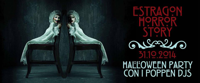 Estragon Horror Story, il Party di Halloween