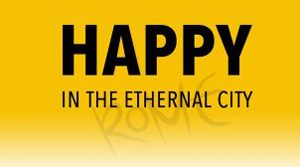 Borned – Happy in the Eternal City