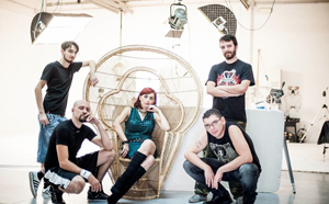Heretic's Dream in concerto al Teatro dell'ordigno di Rosignano Marittimo