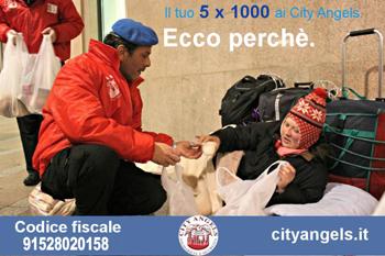I City Angels compiono 20 anni. Festa e gemellaggio all'Auditorium della Società Umanitaria a Milano