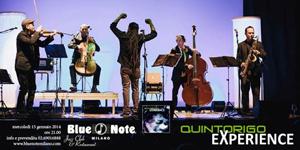 I Quintorigo tornano dal vivo con Quintorigo Experience, un meraviglioso e originale tributo a Jimi Hendrix