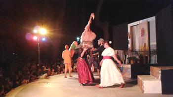 I Giardini della favole, l'ultimo spettacolo del festival itinerante di teatro per ragazzi