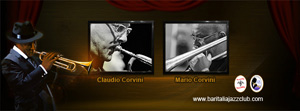 Il Corvini Bros Quartet al Bar Italia Jazz Club di Cassino con Dear Chet omaggio a Chet Baker